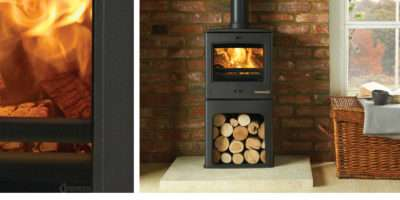 Yeoman Highline Multi Fuel Wood Burning Stove Stoves