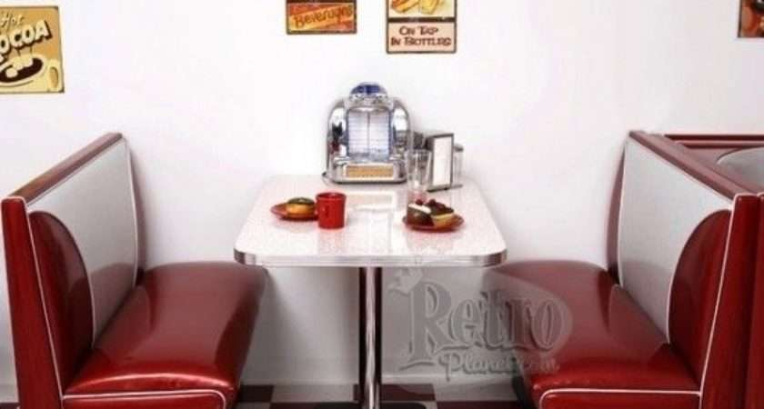 Your Kitchen Needs Retro Diner Booth Diners