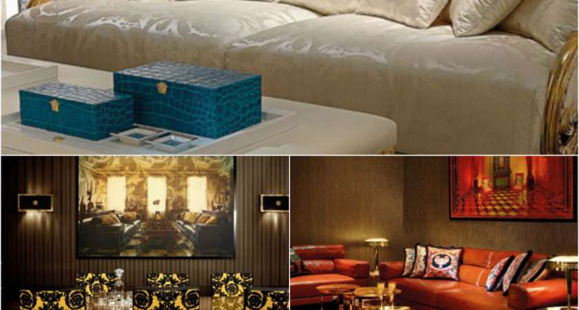 Your Milan Appartment Versace Home Decor Decorate