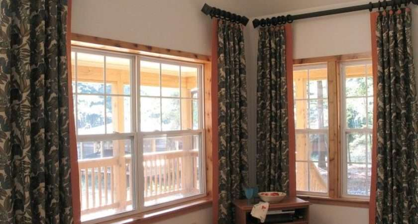 Your Windows Say Wow Choosing Right Rod Hanging Curtains