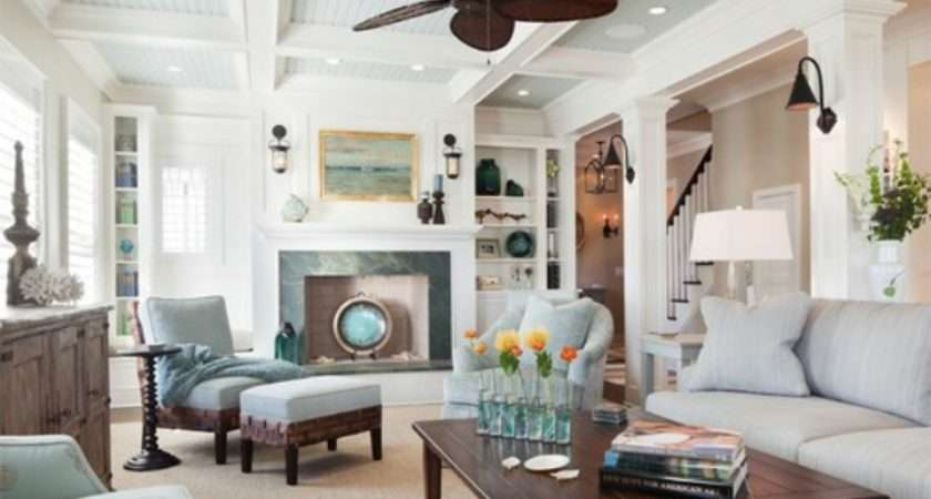 Yours Traditional Seaside Rooms Coastal Living