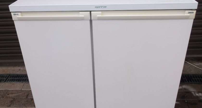 Zanussi Frost Under Counter Side Fridge
