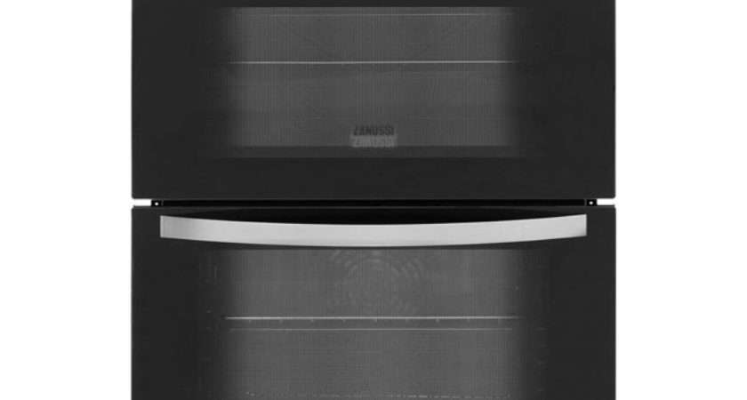 Zanussi Zod Built Electric Double Oven