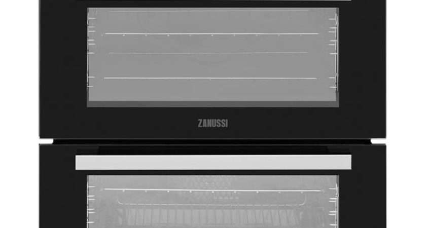 Zanussi Zoe Built Under Double Oven Stainless Steel