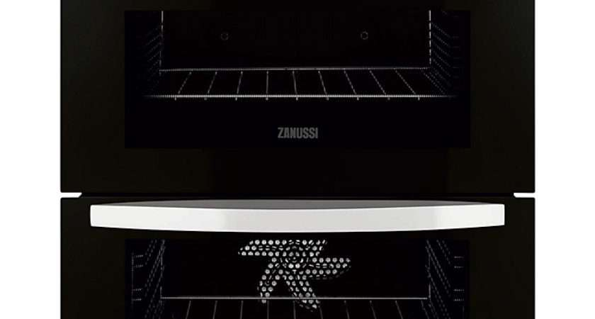 Zanussi Zof Built Under Double Oven Hbh