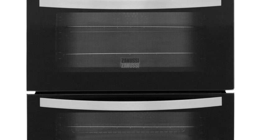 Zanussi Zof Built Under Double Oven Stainless