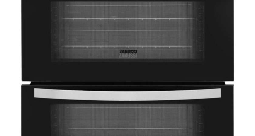Zanussi Zof Built Under Electric Double Oven