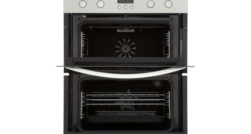 Zanussi Zof Double Built Under Electric Oven