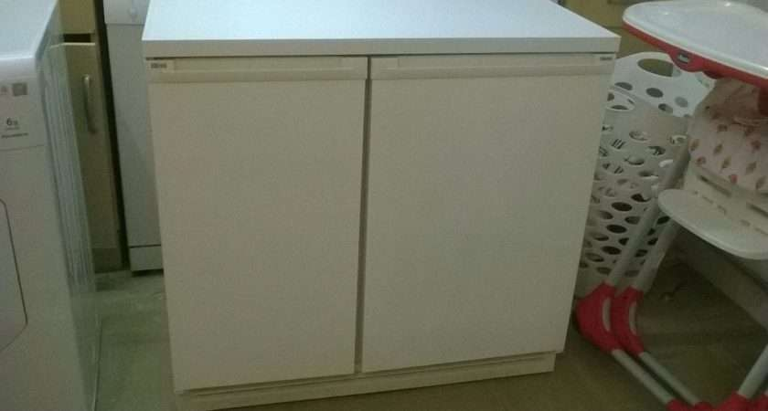 Zanussi Zrt Side Under Counter Fridge