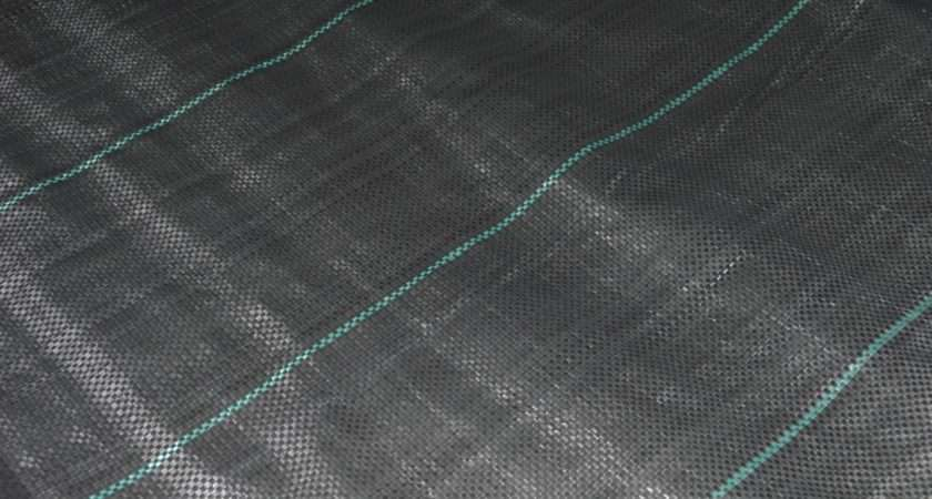 Zebel Gsm Geotextile Weed Control Ground Cover