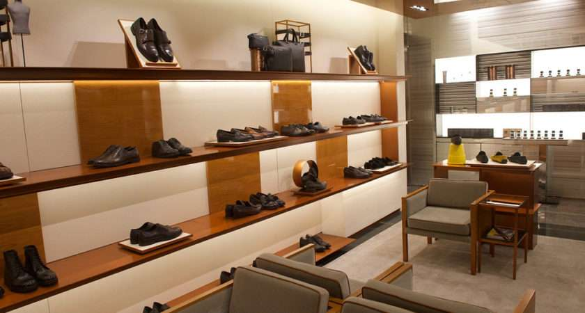 Zegna Opens Larger London Store Launches Bespoke Shoe