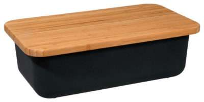 Zuperzozial Save Bread Bin Cutting Board